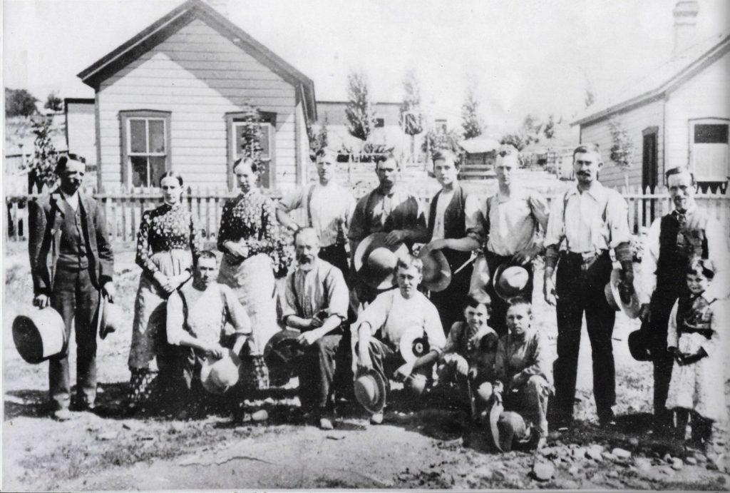 Smyth Hat Shop 1883