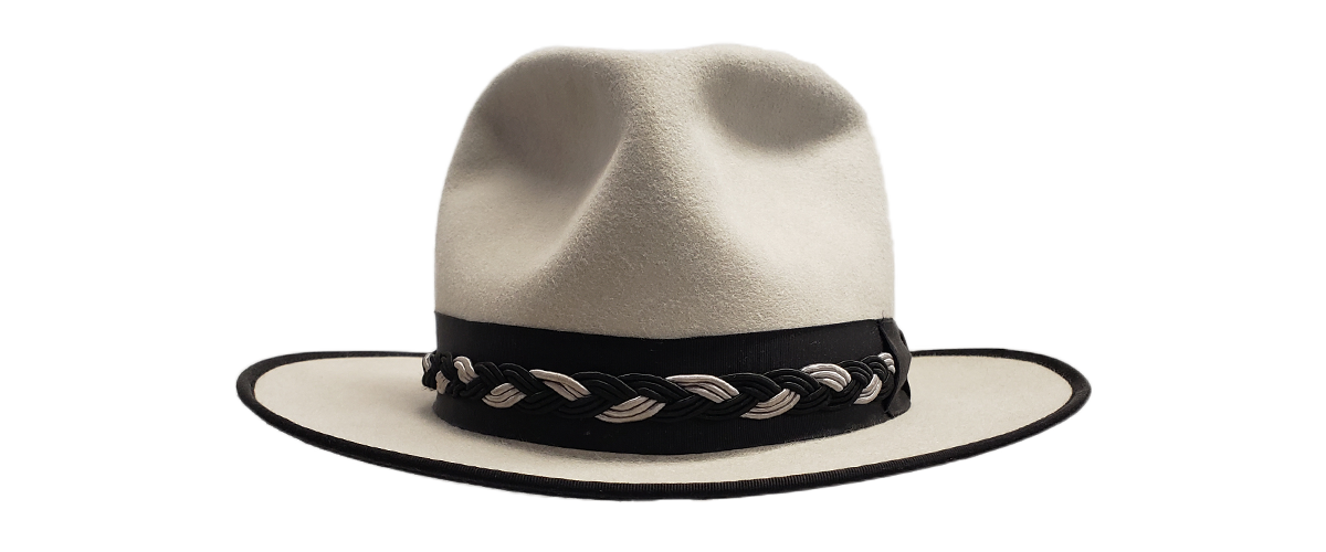 30x Fedora Silverbelly With Brocade Band 0000 20200814 125955