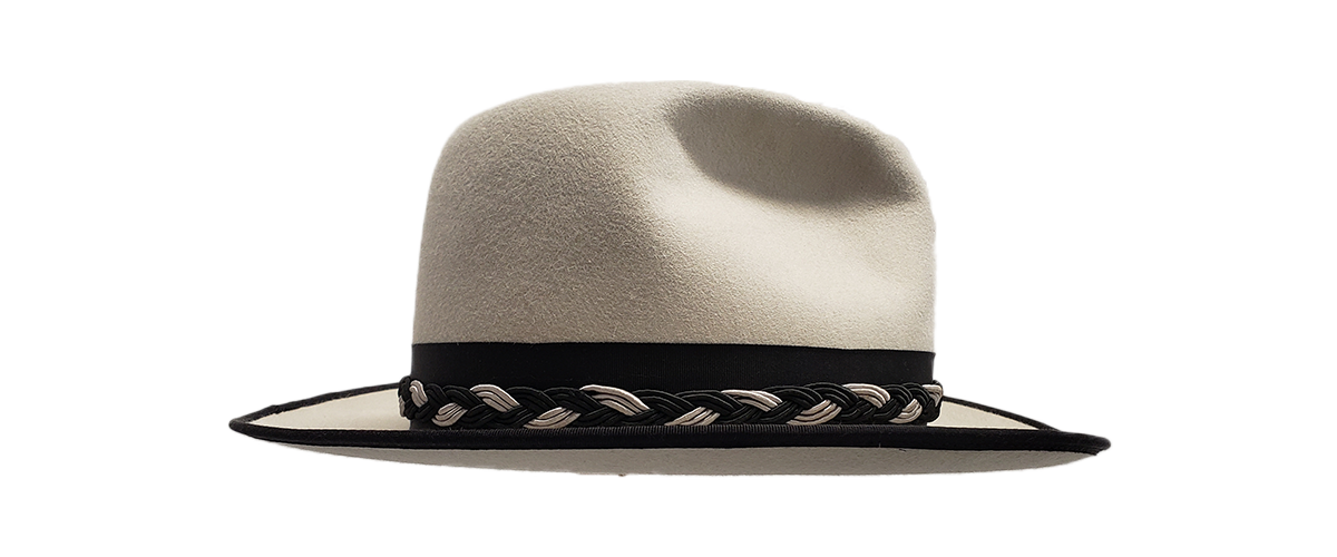 30x Fedora Silverbelly With Brocade Band 0003 20200814 130114