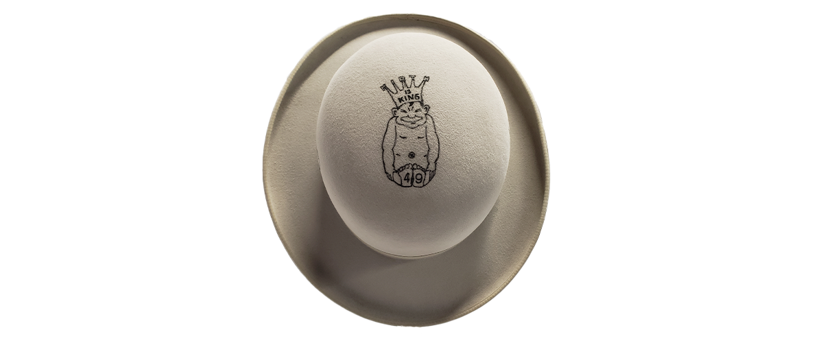 7x Silver Belly Bowler With Hand Drawing 0004 20200814 115134