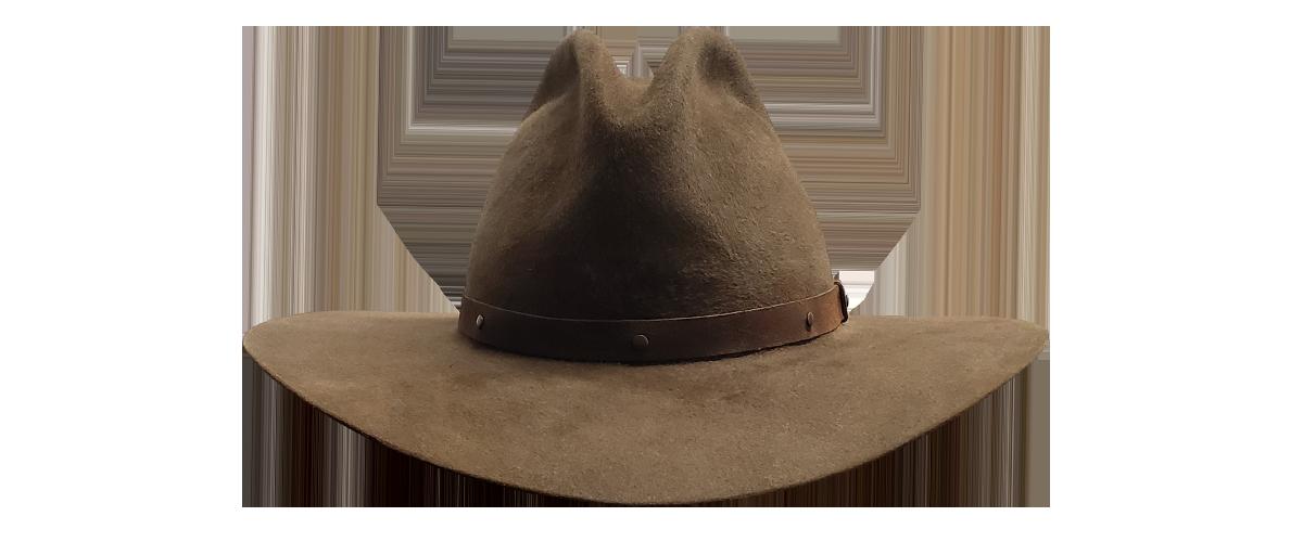 0002 JWCHats Oct2020 Distressed Cowboy 1b