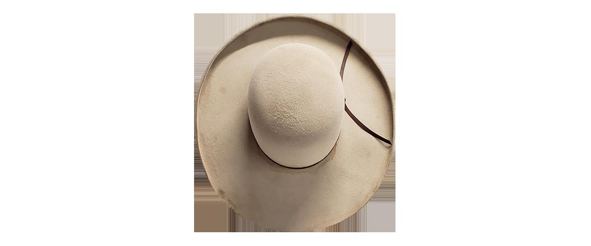 Wide Hat Isolates3 0004 JWCHats Oct2020 Distressed Senorita 3