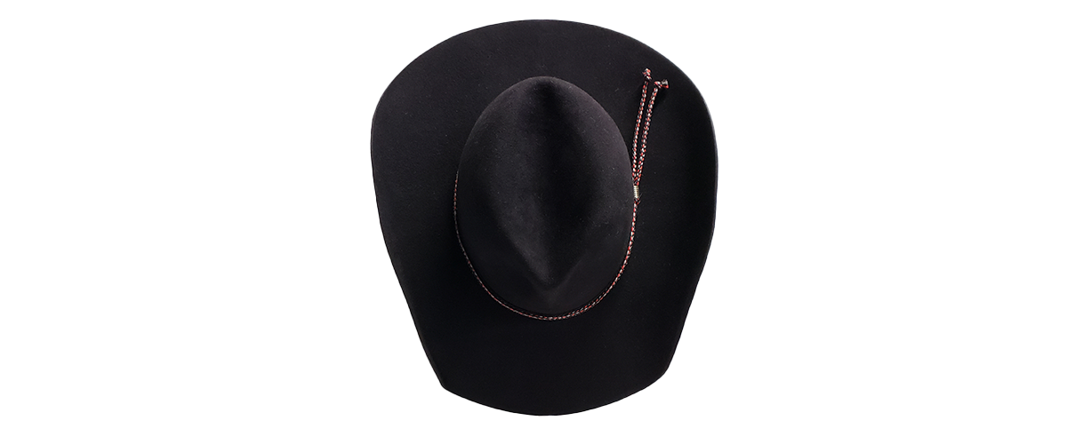 8 Seconds Red Band 0003 JWCustomHats 8seconds Redband 6