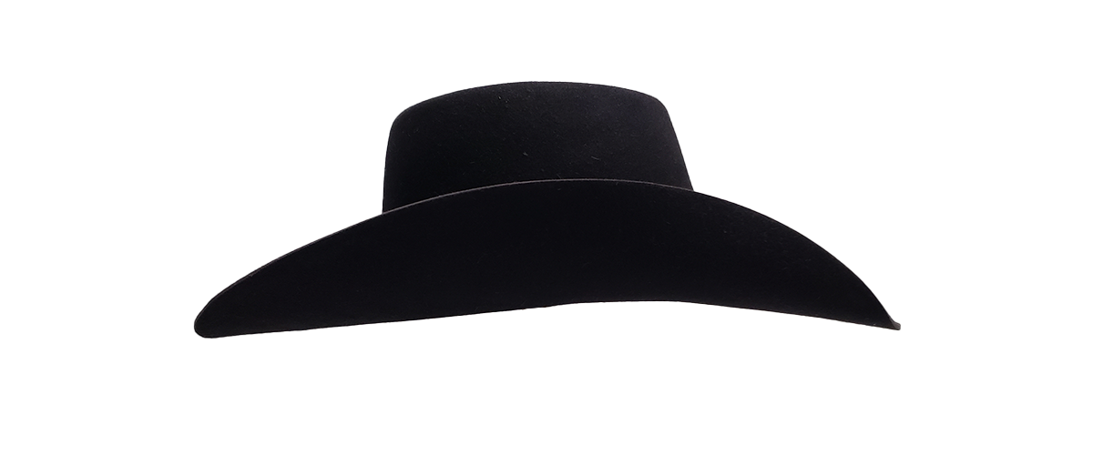8 Seconds Black Band 0007 JWCustomHats 8Seconds Jan2021 5